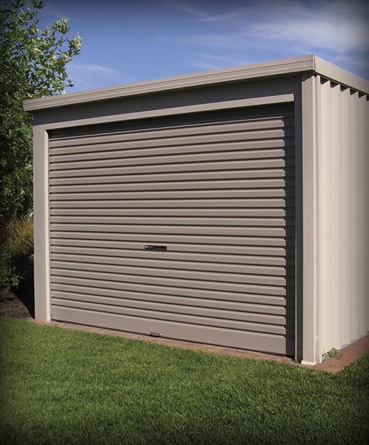 Flat Garage Schefe Builders