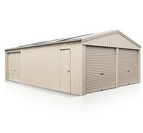 Gable Garage Schefe Builders